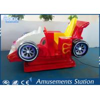 Indoor Kiddy Ride Machine 1 Player AirCanades Swing Racing Car Manufactures