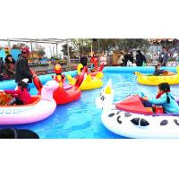 Adults Fishing / Playing PVC Inflatable Boat With Air Pump , Different Style Manufactures