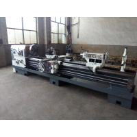 High Speed Horizontal Lathe Machine For Metalwork Turning And Roll Turning Manufactures