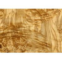 China Olive Ash Burl Natural Wood Veneer for Panel Door and Furniture Industry from www.shunfang-veneer.com on sale