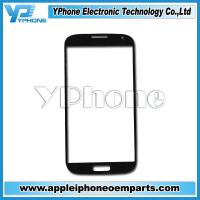 5.0 Inches Cell Phone Front Glass For Samsung galaxy S4/I9500 Manufactures