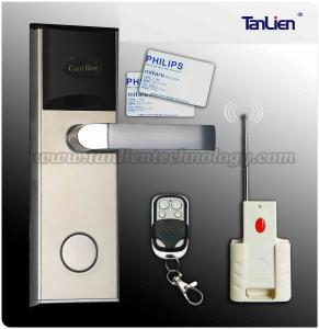 [TanLien] Zinc Alloy home usage Electronic Digital Smart remote control door lock Manufactures