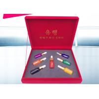 Quality Multiple Colors Permanent Tattoo Ink , Professional Tattoo Ink 7 PCS / Set for sale