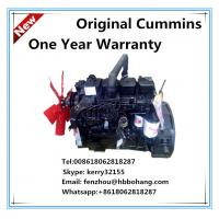 Cummins 4BTA3.9-C80 motor for argricultural  water pump and fire pump Manufactures