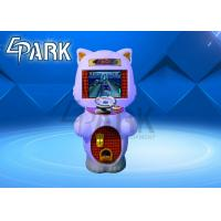 1 Player King Car Racing Game Machine For Game Center HD LCD Display Manufactures