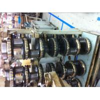 Excavator / Forklift Forged Crankshaft Crank Throw , Shangchai Diesel Engine Crankshaft Manufactures