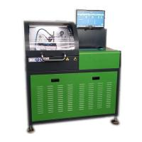 0 - 2000rpm Motor speed Common Rail Injector Test Bench with Water Cooling / Fan Cooling Manufactures