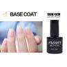 Easy Apply UV / LED Gel Base Coat , Transparent Base Coat On Natural Nails Manufactures