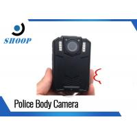 33MP Small Body Worn Video Cameras Police Full HD 1296P / 1080P 3500mAh Manufactures