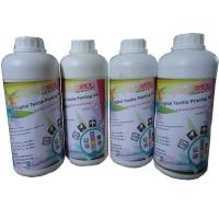 CMYK Direct To Fabric Sublimation Printing Ink Water Based For Flag Printing Manufactures