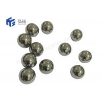 High Hardness Solid Tungsten Alloy Shot Grinding Ball With Precision Tolerance Manufactures