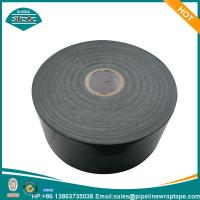 6''  Wide Oil Pipe Coating Tape Pipeline Corrosion Protection Tape For Gas Pipe 25 Mils Manufactures