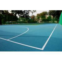 Multi Purposed Outdoor Sports Court Flooring Surface Full System With Long Life Manufactures