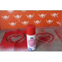 Fluorescent Water Based Spray Paint Washable Chalk Paint For Kids Manufactures