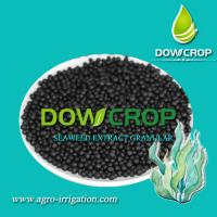SEAWEED EXTRACT GRANULAR DOWCROP HIGH QUALITY HOT SALE 100% WATER SOLUBLE FERTILIZER ORGANIC Dark Brown Granular Manufactures