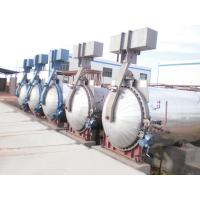 Industrial Concrete Autoclave Ø 3.2m / AAC Block Plant To Aerated Concrete Block Manufactures