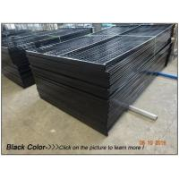 """Quality Construction Security Temp Fence panels 6ft /1830mm x 9.5ft /2950mm Frame 1.6"""" for sale"""