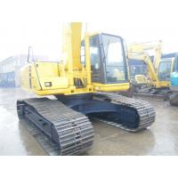 20 Tonne Used Crawler Excavator Komatsu , Used Earthmoving Equipment For Sale  Manufactures