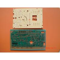 Black Legend Single Sided PCB Manufacturer / Single Layer FR4 LED PCB Manufactures