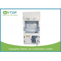 Clinic Metal Laboratory Fume Hood For Hospital Laboratory Smell Extraction Manufactures