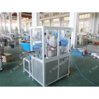 Full Automatic Cap Assembly Machine / Bottle Filling And Capping Machine Manufactures