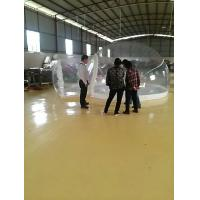 Quality Inflatable Bubble Tent , Transparent Tent With Transparent Bubble Tent for sale