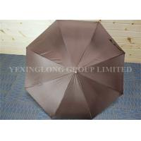 27 Inch Straight Handle Umbrella With Extension Spring And Aluminium Shaft Manufactures