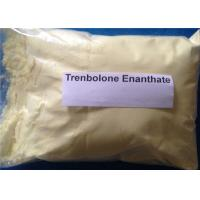 CAS 10161-33-8 Muscle Growth Trenbolone Enanthate / Parabolan Light Yellow Powder Manufactures