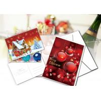 creative lenticular 3D christmas card for christmas gifts Manufactures