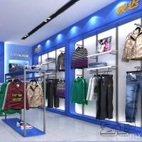 Factory direct produce metal luxury modern design clothes cabinet Manufactures