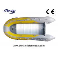 Summer Comfortable Towable Foldable Inflatable Boat Chemical Resistance Manufactures