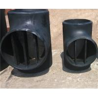 weld reducing tee pipe fitting METAL FITTINGS Manufactures