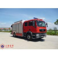Quality Chemical Accidents Emergency Rescue Vehicle With 100pcs Rescue Equipment for sale