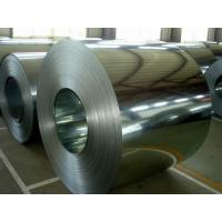 F12 Hot Dipped Galvanized Steel Coils For Industrial Freezers Manufactures