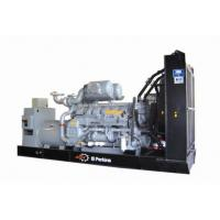 Perkins 1250Kva Diesel Generator Set With Engine 4012-46TWG2A For Standby Power Manufactures