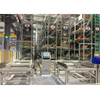 Quality Fully Automated Manufacturing Automation Solutions / Storage System With Carrier for sale