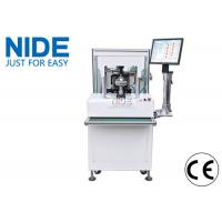 Automatic Ceiling Fan Multi Poles Stator Winding Machine / Machinery For External Armature Manufactures