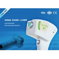 Salon Beauty 808nm Diode Laser Hair Removal Machine 10 - 400ms Pulse Duration Manufactures