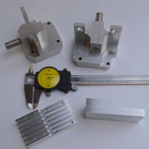 Aluminum CNC Milling Services, 4 Axis Precision CNC Milling 0.01mm Tolerance Manufactures