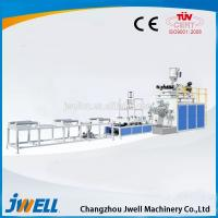 Jwell PP Super Silent Water Drainage Pipe PVC Pipe Extrusion Process Manufactures