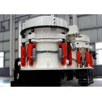 Smart Chamber Mining Cone Crusher Machine For Cobble Crushing Under 350 Mpa Pressure Resistance Manufactures