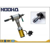 China Automatic Electric Pipe Beveling Machine Cool Liquid Refrigeration on sale