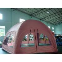 Inflatable Camping Tent With Clear Window Manufactures