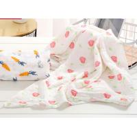 Quality Soft Infant Baby Accessories Newborn Baby Girl Bath Towels Customized Size for sale