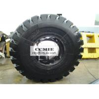 Solid Front End Wheel Loader Tyre Anti Puncture with Top Rubber Material Manufactures
