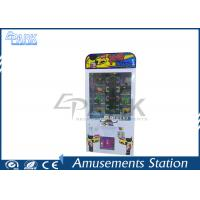 Electrical Toy Gift Claw Crane Vending Game Machine With Mini Keyboard Manufactures