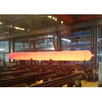 Round Shape Seamless Steel Tube ASTM A519 Ground Outside Surface For Gas Cylinder Manufactures