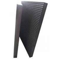 Buy cheap outdoor Rental LED screen P5.95 with 6000cd brightness Radian Corner LED Module from wholesalers