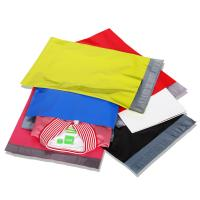 Colored Poly Mailer for Clothes Wrap Polythene Envelope Wholeasle Manufactures