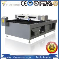Selling well !! laser wood cutting machine price for metal&nonmetal TL2513-180W, THREECNC.red Manufactures